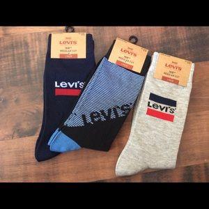 Levi's men's socks set 2